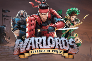 warlords slot game