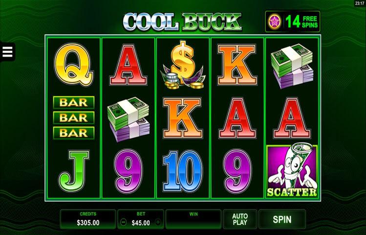 Cool Buck Slots - Play Free Microgaming Slot Machines Online