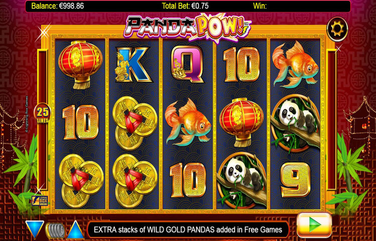 Chinese Theme Slot Game